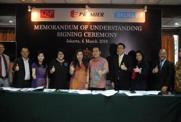 Gandeng PROJEK dan 7 Master Franchise, PT Qodau Sukses Propertindo Pasarkan Premier Estate 2