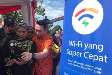 Dukung Batang Digital Transformation, Google Station sediakan Free WiFi Internet Access