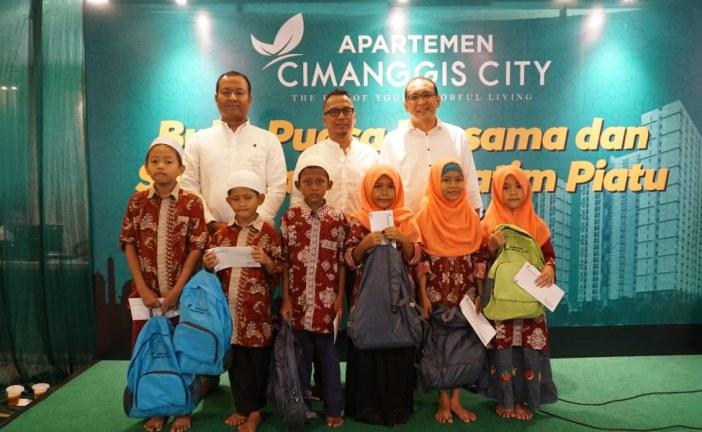 Pengembang Cimanggis City Targetkan Penjualan 70% di 2018