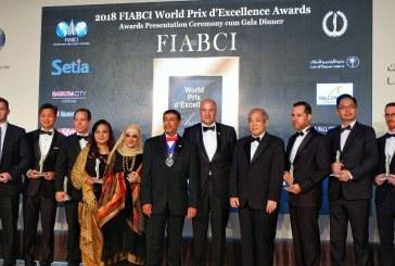 Orchard Park Batam Raih World Silver Winner di Ajang FIABCI 2018