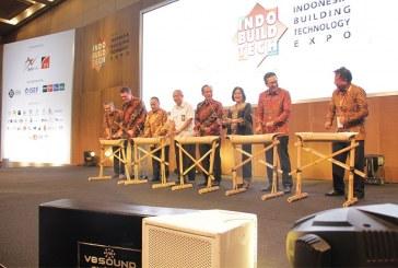 Indobuildtech Expo 2018 Dorong Percepatan Pembangunan Kota Berkelanjutan