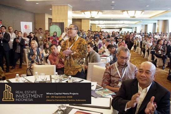 Real Estate Investment Indonesia Siap Garap Conference Pendanaan di Industri Properti Indonesia