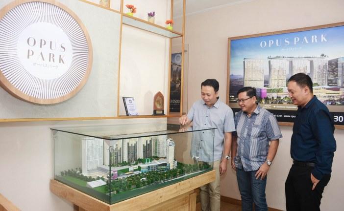 Marketing Gallery  Apartemen Opus Park Hadir di Kelapa Gading