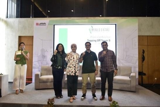 Selalu Tepat Waktu, Cara Emerald Bintaro Yakinkan Pasar Millenial Untuk InvestasI