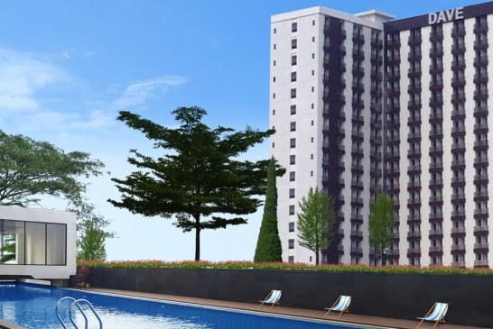 Tawarkan Bunga Kredit KPA Hanya 7,5 %, Dave Apartment Siap Habiskan Unit