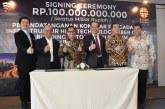 Bernilai 100 Miliar, Telkom Nusantara Bangun Jaringan Fiber Optik Pollux Habibie