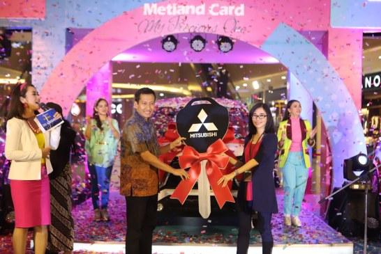 Rayakan Ulang Tahun Ke-26, Metland Lakukan Pengundian Metland Card Vaganza 2020