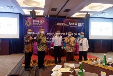 Bidik Pekerja di Area Cikarang, BTN Gelar Gathering Bersama HR Forum Jababeka