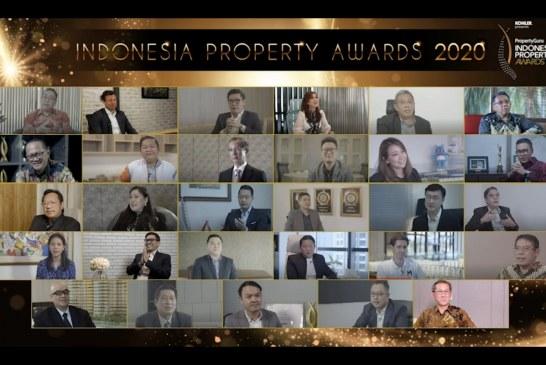 Indonesia Property Awards 2020 Digelar Live Virtual, Nobatkan Sinar Mas Land Sebagai Best Developer